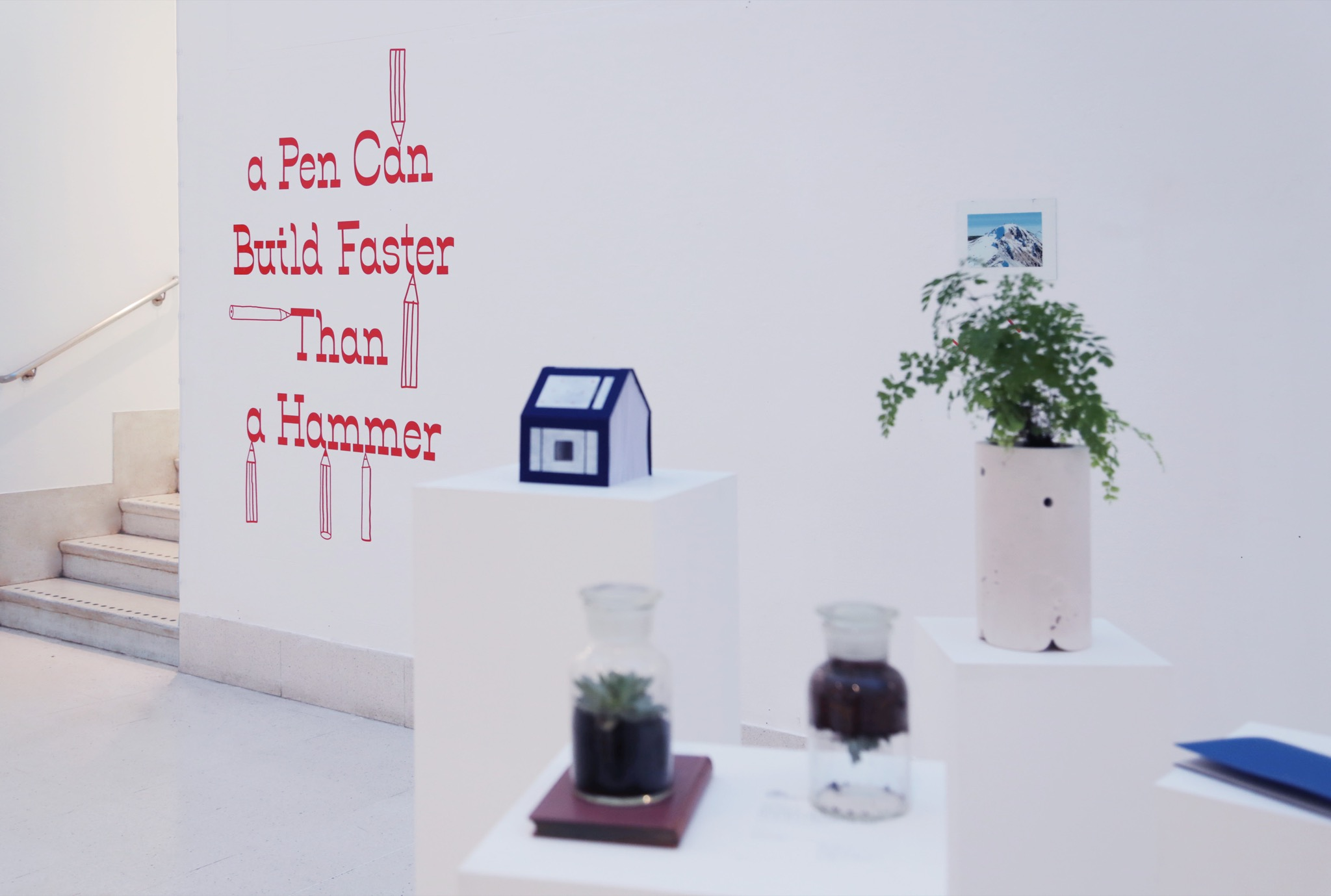 ill-informed Exhibition Signage